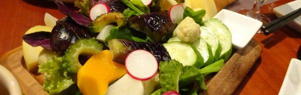 多摩の野菜